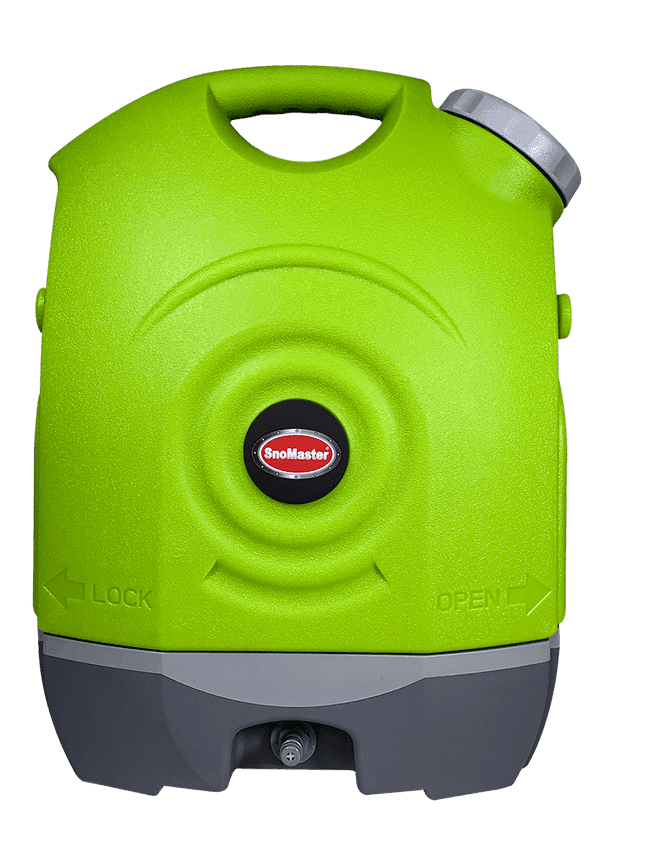 SnoMaster 12V Portable Pressure Washer (GFS-C1S) with Removable Water Tank