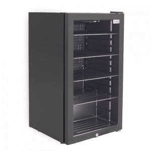 SnoMaster 98L Under Counter Wine and Beverage Cooler (SM-100) with Lock
