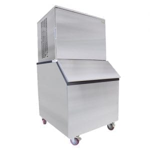 SnoMaster 250kg Plumbed-In Commercial Ice Maker