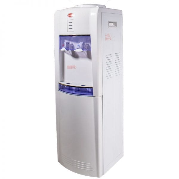 SnoMaster Freestanding Hot and Cold Water Dispenser