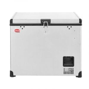 SnoMaster 40L Stainless Steel Fridge/Freezer