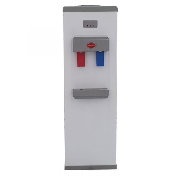 SnoMaster Compressor Cooled Freestanding Hot and Cold Water Dispenser (YLR2-5-16LB) for Home and Office Use Front