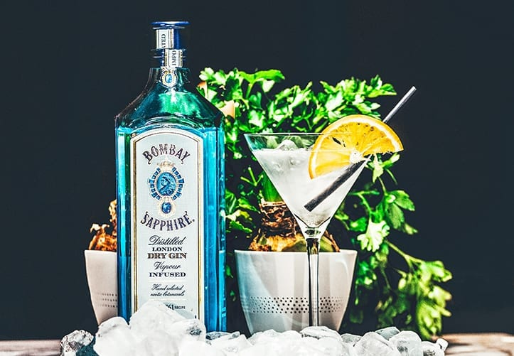 Do you know the difference between London dry gin and new world gins.