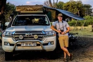 Edward Bath and I am A South African Overland adventure filmmaker and photographer