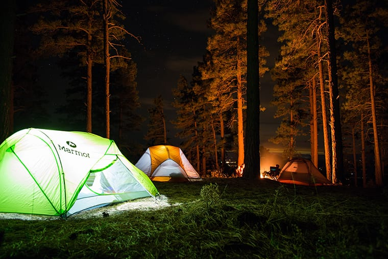 Camping Gear essentials for camping in the 21st century