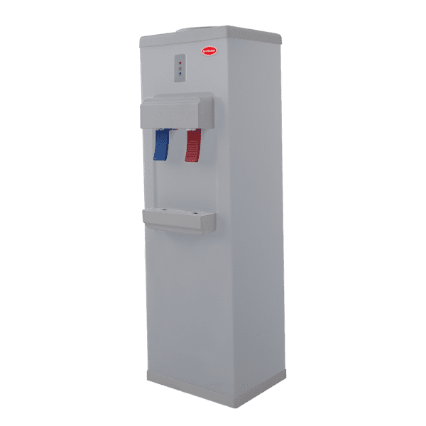 SnoMaster Freestanding Hot and Cold Water Dispenser YLR2-5-16LBS side