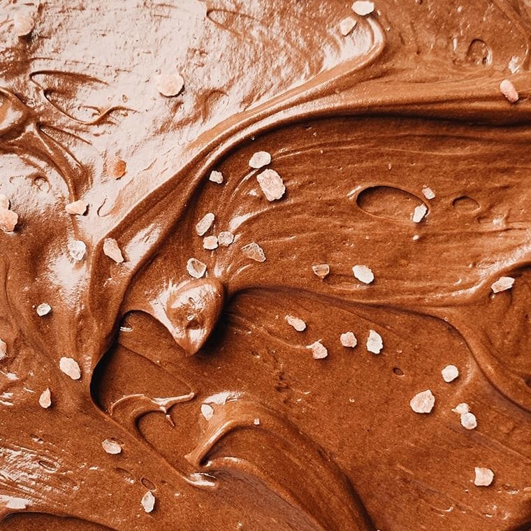 Make your own rich, creamy chocolate ice cream at home.