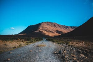 Follow the footsteps of our ancestors and enjoy stunning views on your 4x4 adventure