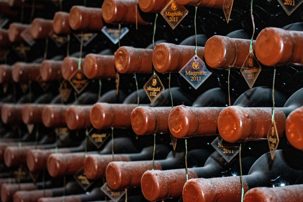 Collectable wines have an excellent track record when it comes to maturation over the long term.
