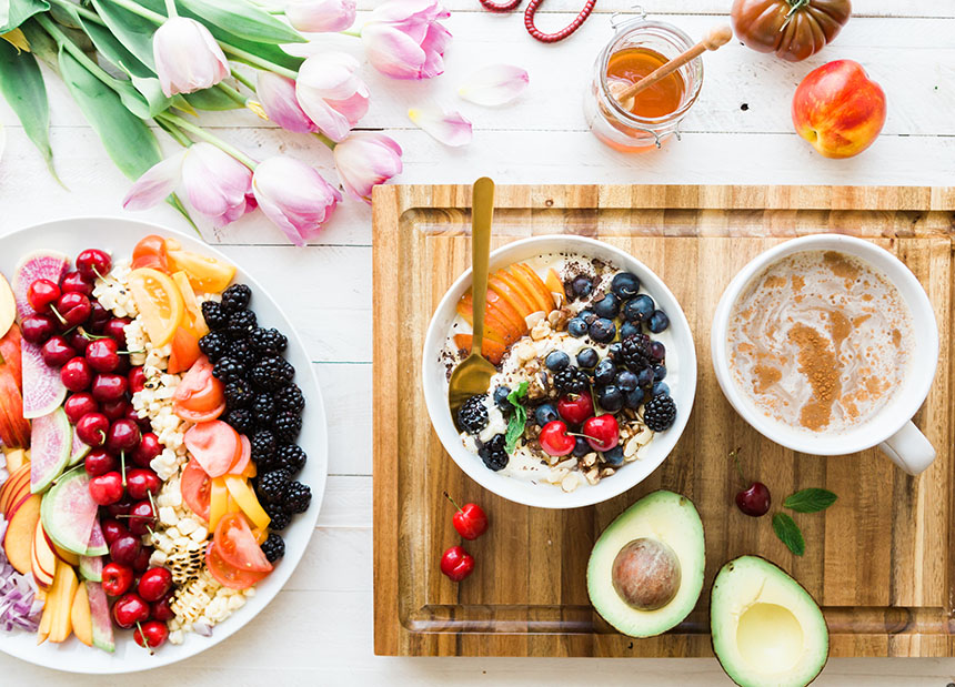 Creating a breakfast station will take the stress factor out of busy mornings.